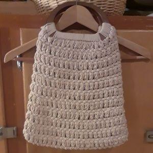 NEW Universal Thread Macrame Bag